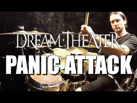DREAM THEATER - Panic Attack - Drum Cover