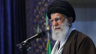 Iran's supreme leader calls Americans 'clowns'  in first Friday prayers in eight years