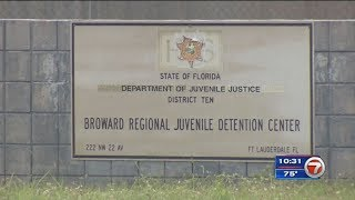 Police say juveniles took control of detention center after riot
