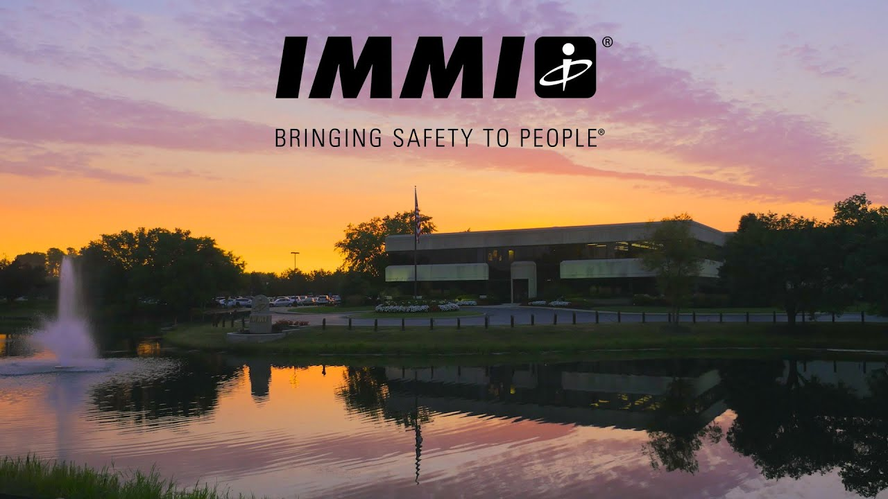 IMMI - Bringing Safety To People 2016 - YouTube
