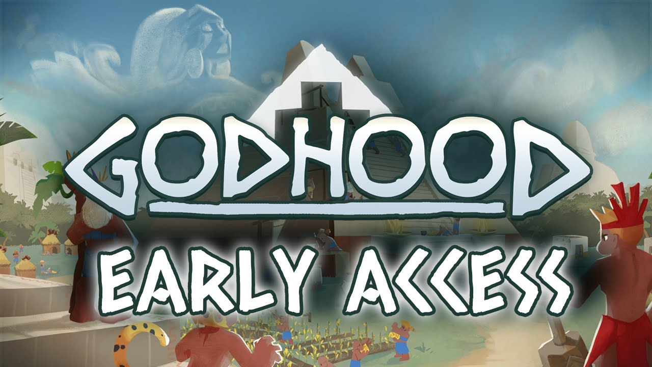 Godhood - Early Access Release Trailer