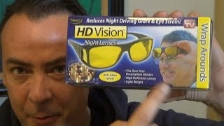 HD Vision Night Lenses Review: As Seen on TV! -EpicReviewGuys