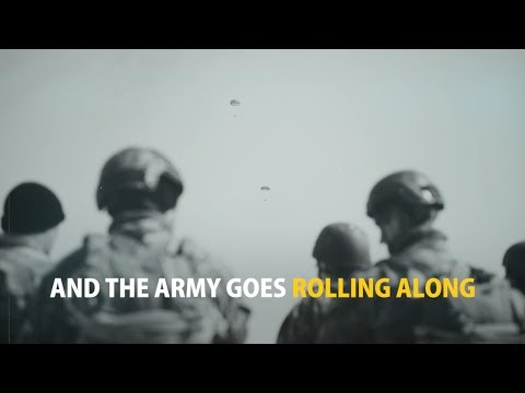 U.S. Army Song