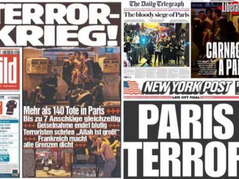 Paris Attacks & Bomb Syria vote: Former Counter-terrorism officer John Banks (27Nov15)