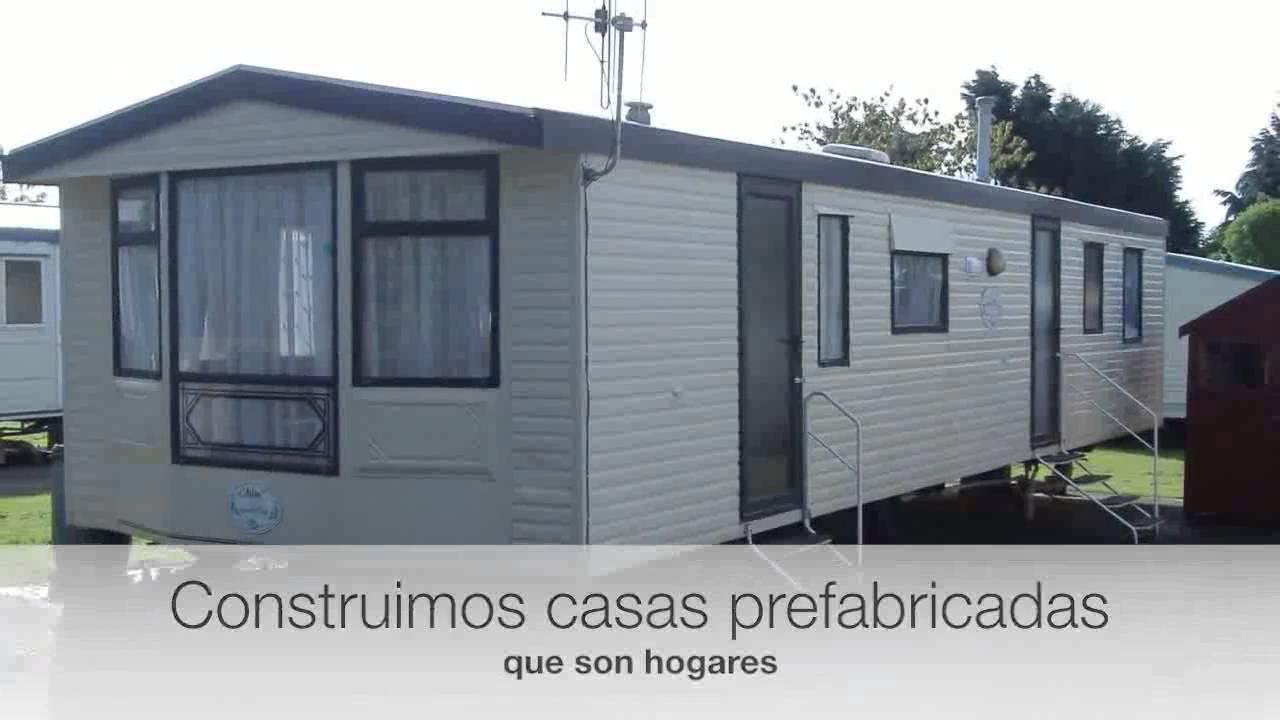 Casas Prefabricadas En Salamanca Casas De Madera Youtube