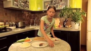 """Чаудер   рыбный суп  """"Кухня против школы"""""""