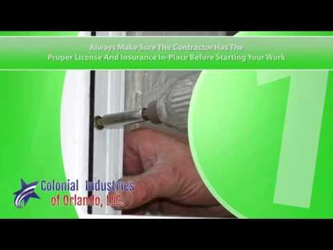 Best Window Replacement and Window Installation in Lake Mary, FL (407)484-5239