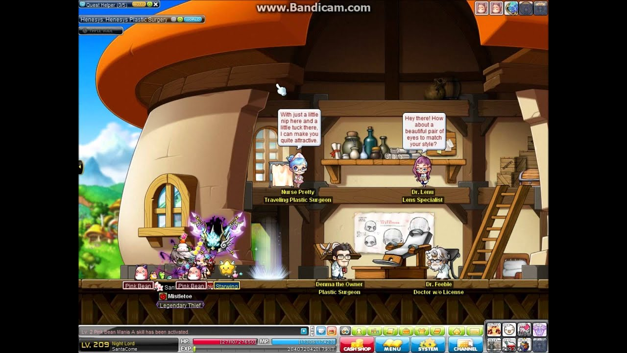 Maplestory royal face coupon