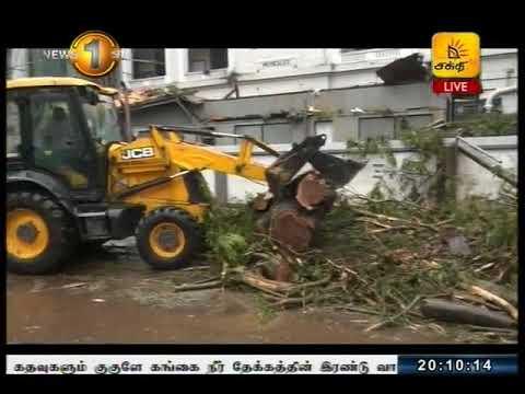 News 1st: Prime Time Tamil News - 8 PM | (30-11-2017)