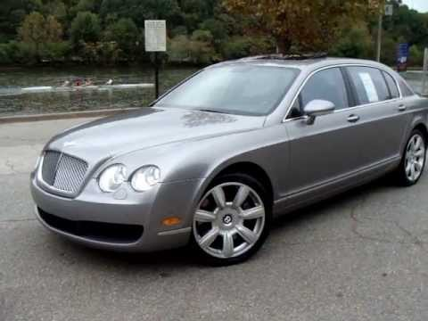 06 bentley flying spur