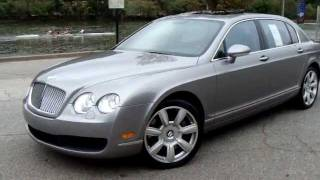 2006 06 BENTLEY CONTINENTAL FLYING SPUR GT Used Car Review at 22k Miles
