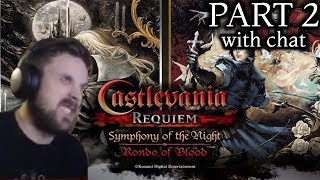 Forsen Plays Castlevania Symphony of the Night - Part 2 (with chat)