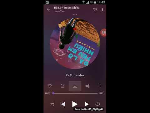 Sử dụng Zing Mp3 VIP 1 năm miễn phí trên Android. ㅇ không cần root