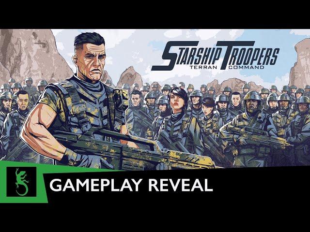 Starship Troopers: Terran Command (видео)