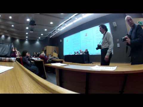 Turkey - Armenia Relations at LSE London - part 2