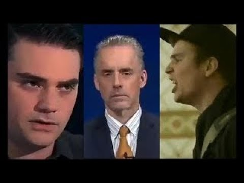Watch Jordan Peterson & Ben Shapiro LOCK HORNS in a display of high quality INTELLIGENCE!