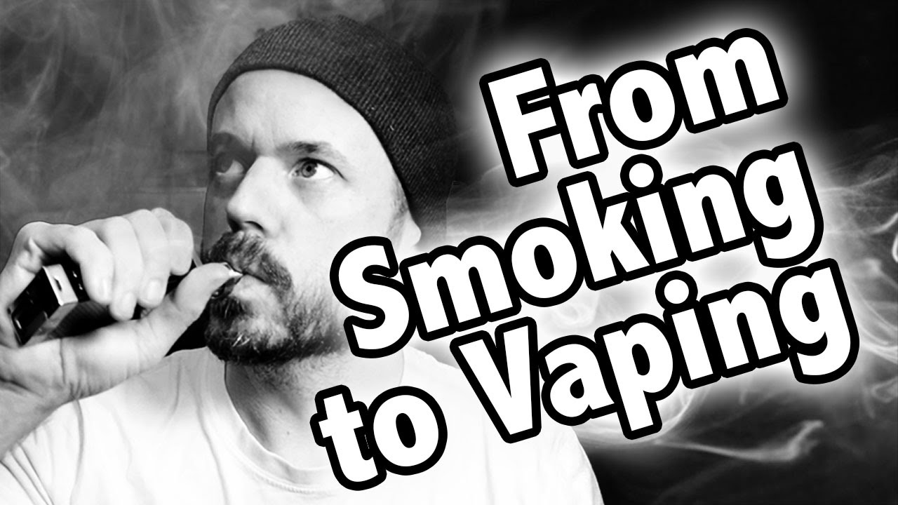 Watch Why Vaping to Quit Smoking Was A Huge Mistake video