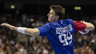 Kosorotov Sergei Mark 2018-2019 Champions League