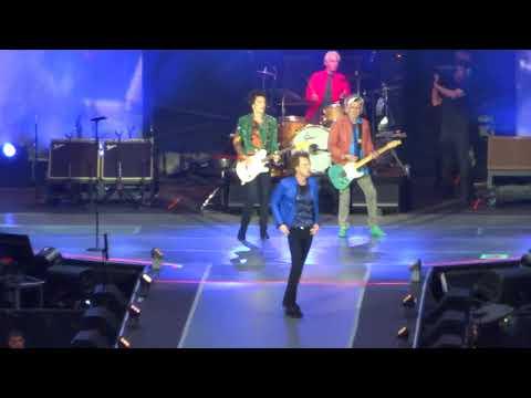 Rolling Stones Intro/Street Fighting Man at Principality Stadium Cardiff 15th June 2018