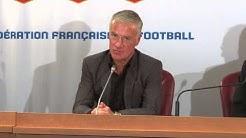 Frankreich verlängert mit Nationalcoach Didier Deschamps | Equipe Tricolore