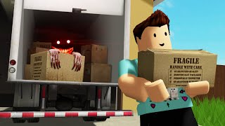 Roblox MOVING DAY.. (Story)