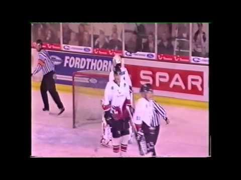 London Racers @ Cardiff Devils 4th December 2004