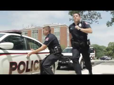 Ohio State University active shooter training
