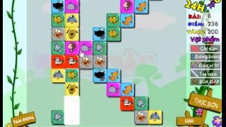 Game pikachu 24h - xếp hình pikachu