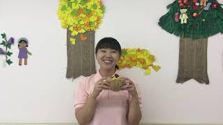 どんちゃか幼児教室元町校 ぽこぽこコース(1歳) テーマ:聞く力 どん...