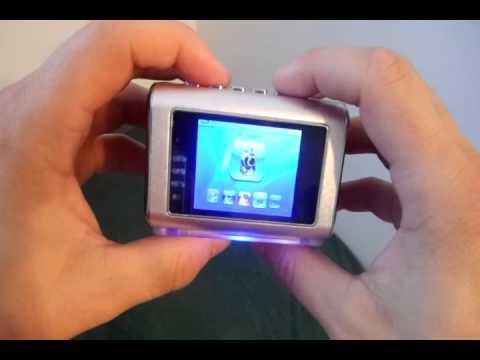 Mini Video Speaker