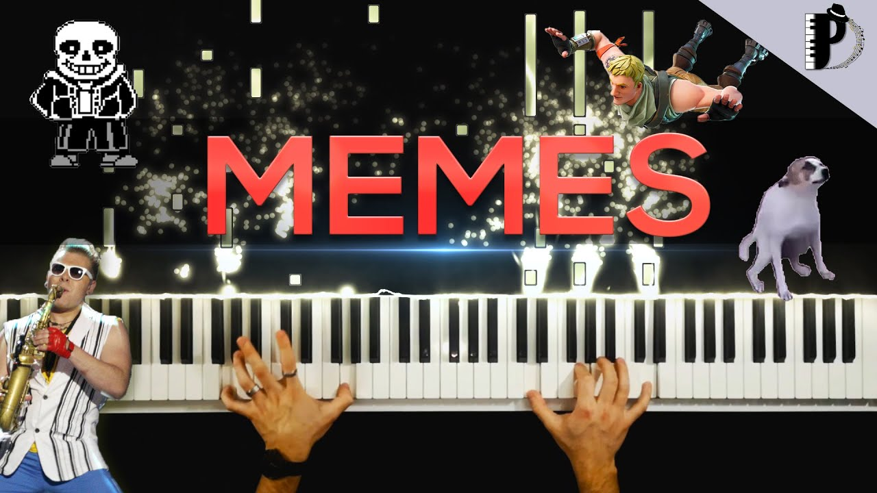 Download MEME SONGS ON PIANO