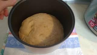 Готовим хлеб в мультиварке