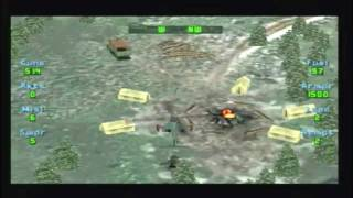 Soviet Strike PS1