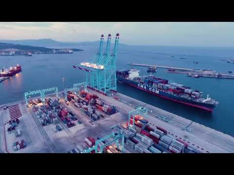 APM Terminals İzmir'de Bir Gün