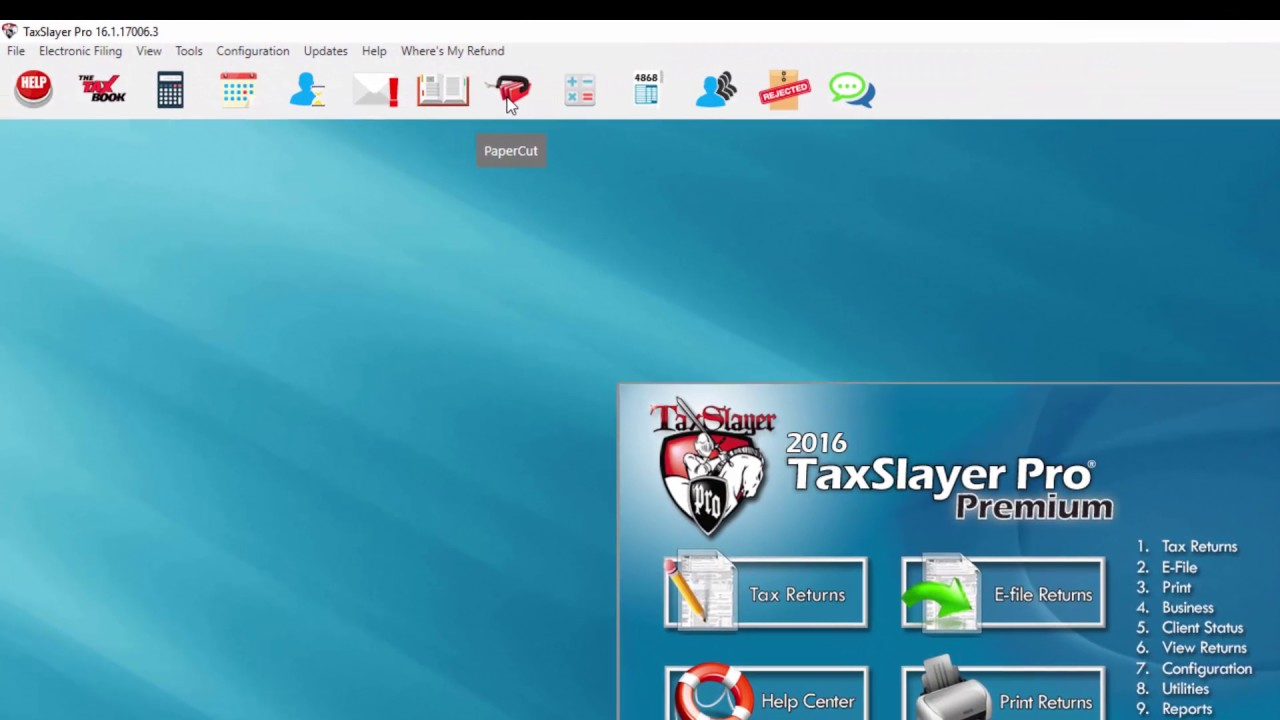 TaxSlayer is the easiest free online Tax Software. Prepare and E-file your Federal and State Income Taxes online for free!