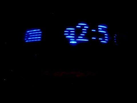 G.I.L. A.I. Clock