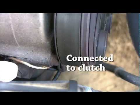 How to fix car a/c - bypass the CCRM clutch relay