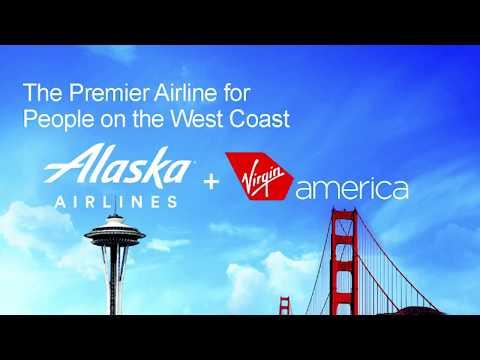 Blending Two Legacy Corporate Cultures- Alaska Air and Virgin America