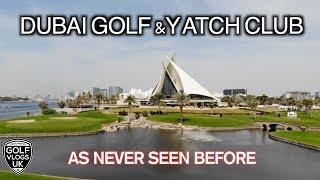 Dubai Creek Golf Yacht Club  Unreal Footage