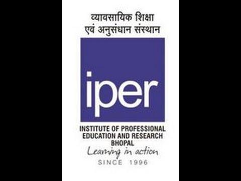IPER Bhopal on Doordarshan