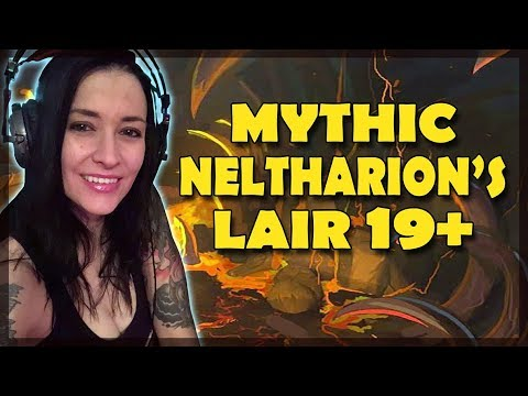Mythic Neltharion's Lair 19+ - Protection Pally POV