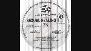 Luvspunge –  Sexual Healing  (Luvdup Remix)