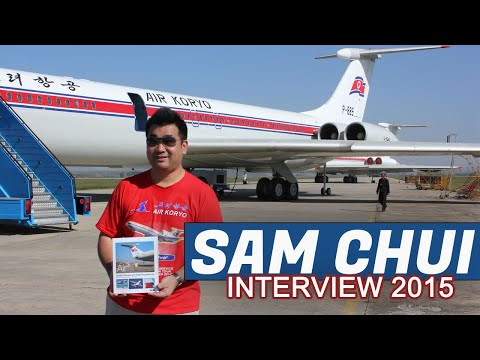 Sam Chui webinar - Flight experiences, A350 versus 787, Big NEWS about Iran Aviation Tour