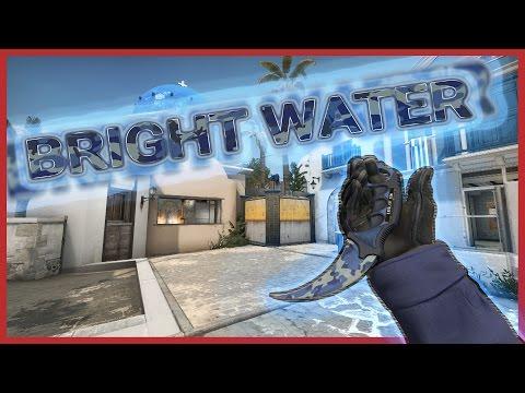 [CS:GO] Gamma Bright Water - Skin Showcase (All Knives)