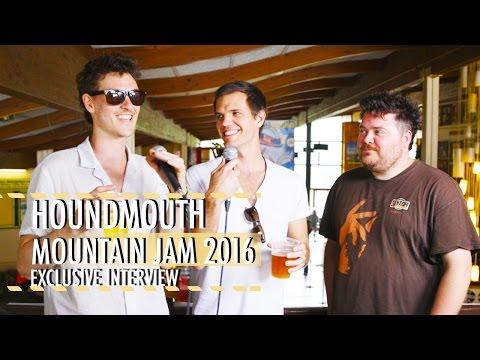 Houndmouth at Mountain Jam 2016