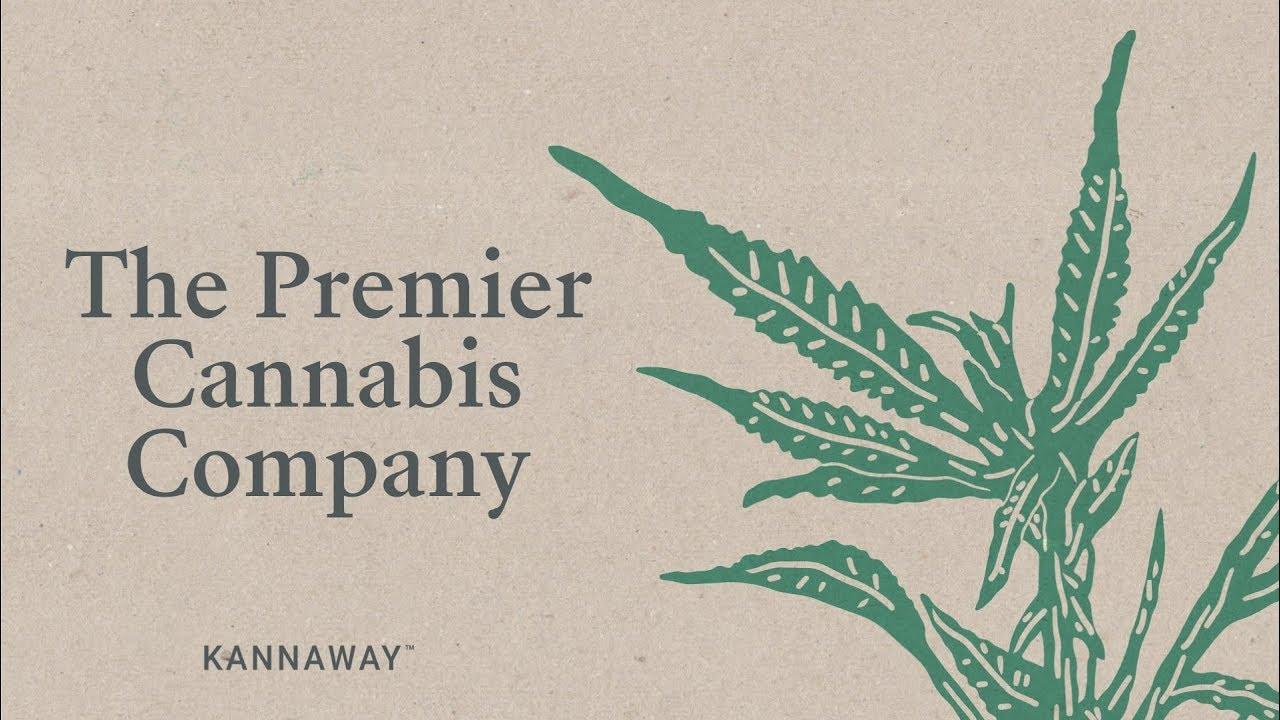 Kannaway: The Premier Cannabis Company