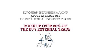 New study: IPR-intensive industries and economic performance in the EU