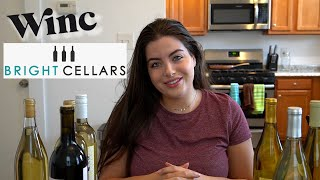 Winc Vs. Bright Cellars And A Seafood Linguine In White Wine Sauce Recipe