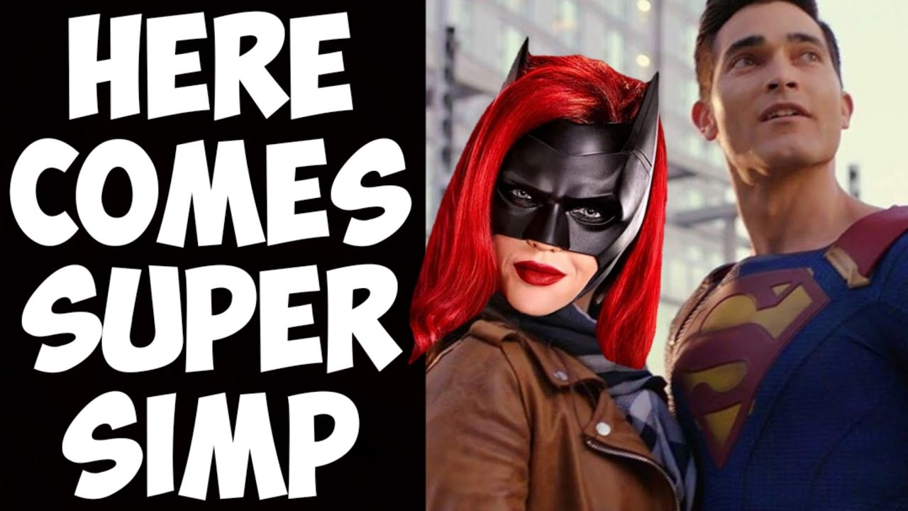 Superman goes super SIMP for Batwoman! CW forcing Superman and Lois crossover with failed Batwoman!