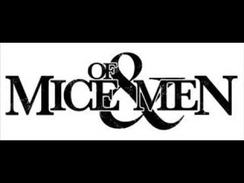 Of Mice And Men-Ben Threw (drum track)